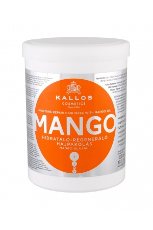 KJMN MANGO MOISTURE REPAIR HAIR MASK