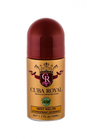 CUBA ORIGINAL Cuba Royal DEO ROLL-ON 50ml