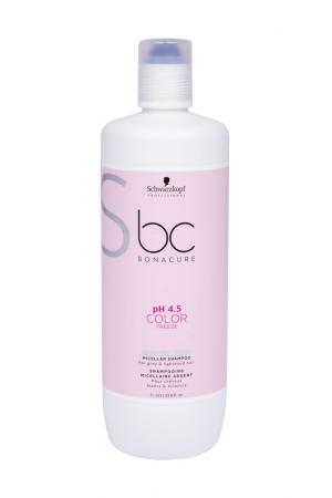 Schwarzkopf Bc Color Cool Blonde Shampoo 1l