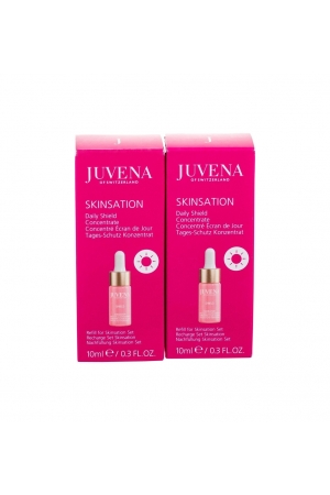 Juvena Skin Specialists Skinsation Skin Serum 10ml Refill Daily Shield Concentrate (All Skin Types - For All Ages)