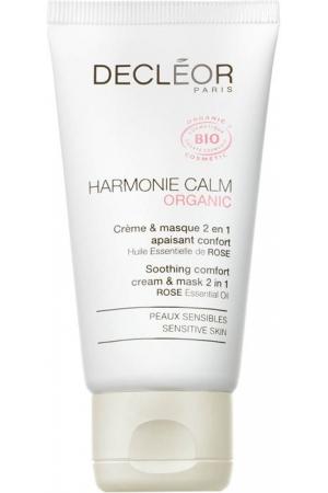 Decleor Harmonie Calm Organic Cream & Mask Day Cream 50ml (For All Ages)
