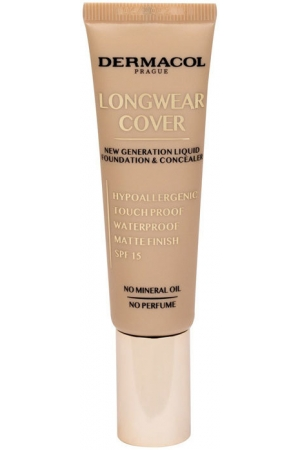 Dermacol Longwear Cover SPF15 Makeup Fair 30ml
