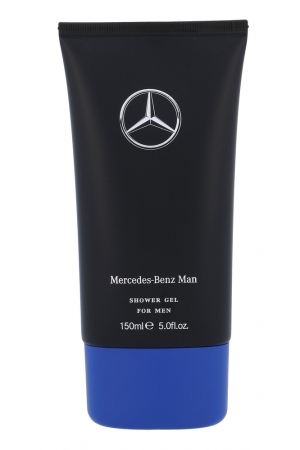 Mercedes-benz Mercedes Benz Man Shower Gel 150ml