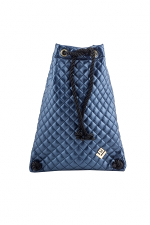 Dourvas Remvi Backpack Metallic Blue
