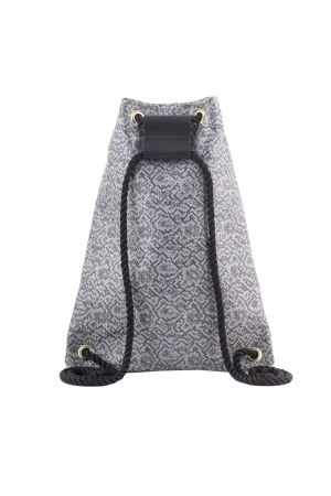 Dourvas Stitch Backpack Grey