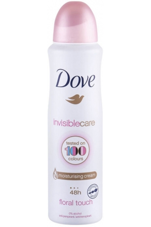 Dove Invisible Care 48h Antiperspirant 150ml (Deo Spray - Alcohol Free)