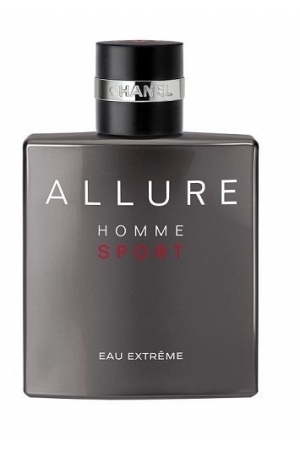 Chanel Allure Homme Sport Eau Extreme Eau De Toilette 3x20ml Twist And Spray