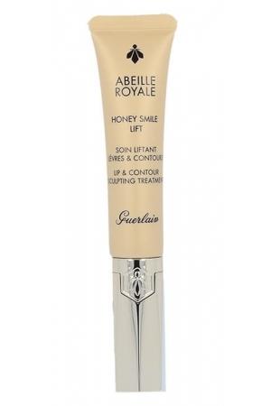 Guerlain Abeille Royale Honey Smile Lift Lip Cream 15ml (For All Ages)