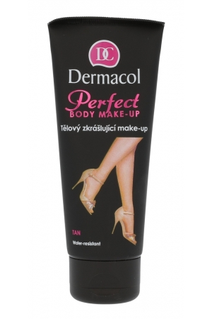 Dermacol Perfect Body Make-up Self Tanning Product 100ml Tan