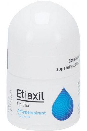 Etiaxil Original Antiperspirant 15ml (Roll-On)
