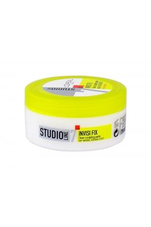 L/oreal Paris Studio Line Invisi Fix Hair Gel 75ml Clean Sculpting Paste (Medium Fixation)