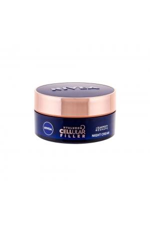 Nivea Hyaluron Cellular Filler Reshape Night Skin Cream 50ml (Wrinkles - All Skin Types)