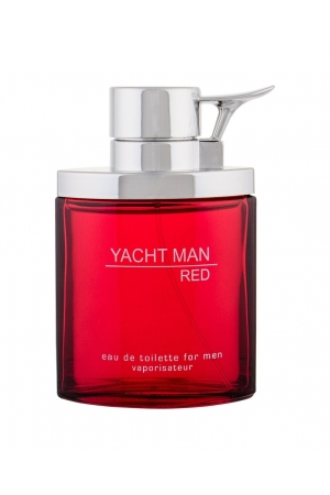 Myrurgia Yacht Man Red Eau De Toilette 100ml