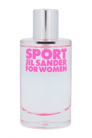Jil Sander Sport For Women Eau De Toilette 50ml Damaged Box