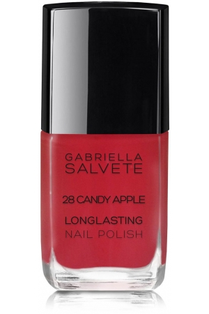 Gabriella Salvete Longlasting Enamel Nail Polish 28 Candy Apple 11ml