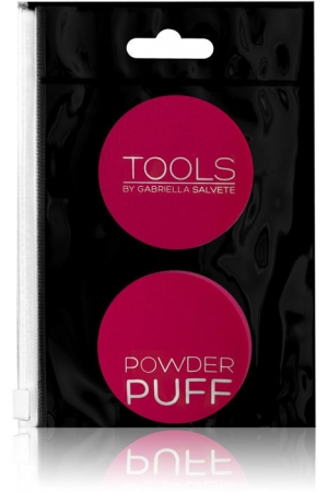 Gabriella Salvete TOOLS Powder Puff Applicator 2pc
