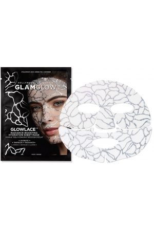 Glam Glow Glowlace Radiance-Boosting Hydration Face Mask 1pc (For All Ages)