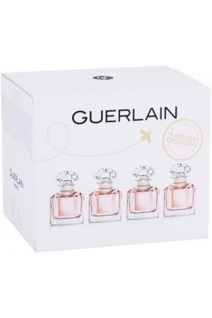 Guerlain Mon Guerlain Collection Eau de Parfum 4x5ml Combo: Edp Mon Guerlain 2x 5 Ml + Edt Mon Guerlain 5 Ml + Edp Mon Guerlain Florale 5 Ml