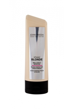 John Frieda Sheer Blonde Brilliantly Brighter Hair Balm 120ml (Colored Hair - Blonde Hair)