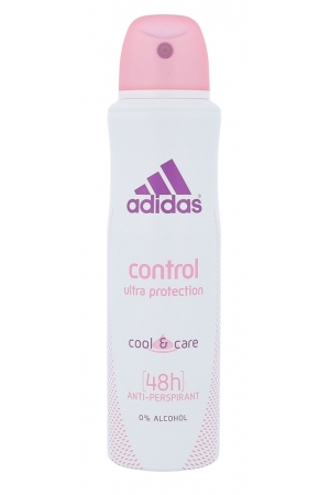 Adidas Control 48h Antiperspirant 150ml Alcohol Free (Deo Spray)