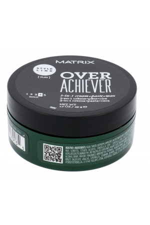 Matrix Style Link Over Achiever Hair Wax 49gr (Strong Fixation)