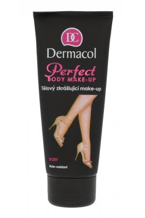 Dermacol Perfect Body Make-up Self Tanning Product 100ml Ivory