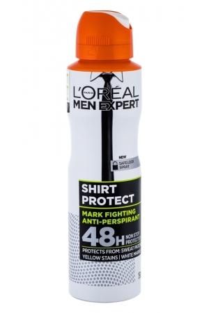 L/oreal Paris Men Expert Shirt Protect Antiperspirant 150ml 48h (Deo Spray)