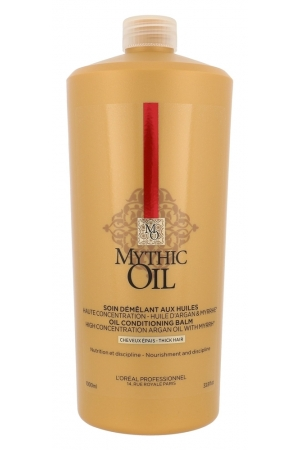 L/oreal Professionnel Mythic Oil Oil Conditioning Balm Conditioner 1000ml (Unruly Hair)