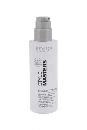 Revlon Professional Style Masters Double Or Nothing Endless Control Hair Wax 150ml (Light Fixation)