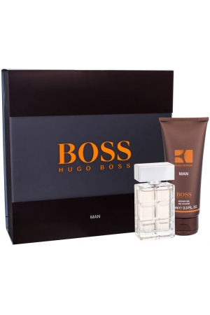 Hugo Boss Boss Orange Man Eau de Toilette 40ml Combo: Edt 40ml + 100ml Shower Gel