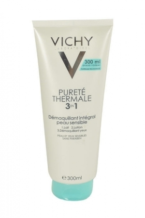 Vichy Purete Thermale 3in1 Cleansing Emulsion 300ml (All Skin Types)