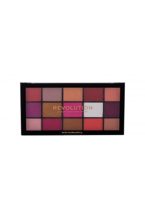 Makeup Revolution London Re-loaded Eye Shadow 16,5gr Red Alert
