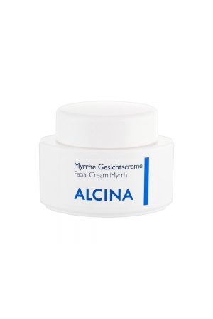 Alcina Myrrh Day Cream 100ml (Dry - Wrinkles - Mature Skin)
