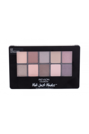 Revlon Colorstay Not Just Nudes Eye Shadow 14,2gr 02 Romantic Nudes