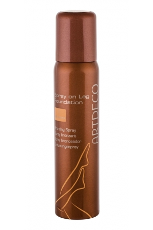 Artdeco Spray On Leg Foundation Self Tanning Product 100ml 1 Soft Caramel
