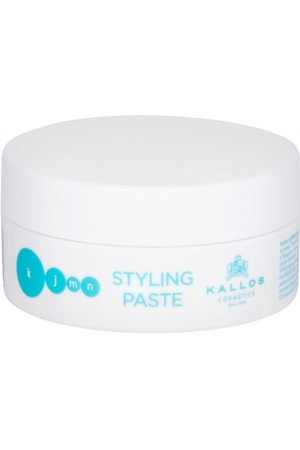 Kallos Cosmetics KJMN Styling Paste Hair Wax 100ml (Light Fixation)