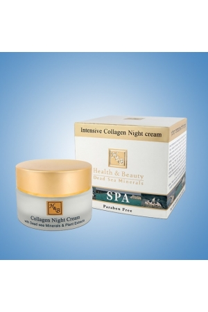 Intensive Collagen Night cream