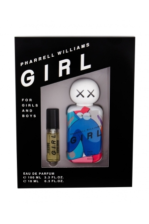 Pharrell Williams Girl Eau De Parfum 100ml