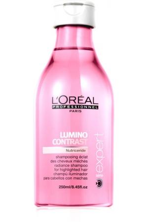 L´oréal Professionnel Série Expert Lumino Contrast Shampoo 250ml (Highlighted Hair)