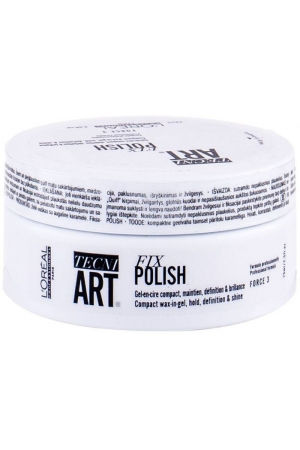 L´oréal Professionnel Tecni.Art Fix Polish Hair Wax 75ml (Medium Fixation)