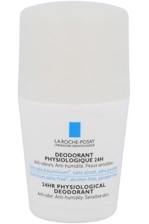 La Roche-posay Physiological Deodorant 50ml (Roll-On - Aluminium Free - Alcohol Free)