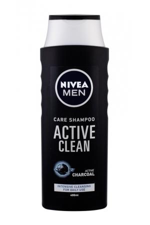 Nivea Men Active Clean Shampoo 400ml (All Hair Types)