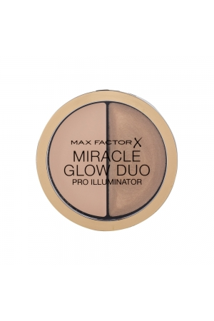 MAX FACTOR MIRACLE GLOW DUO 10 LIGHT