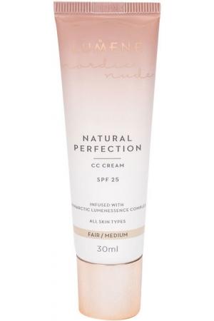 Lumene Nordic Nude Natural Perfection SPF25 CC Cream Fair/Medium 30ml