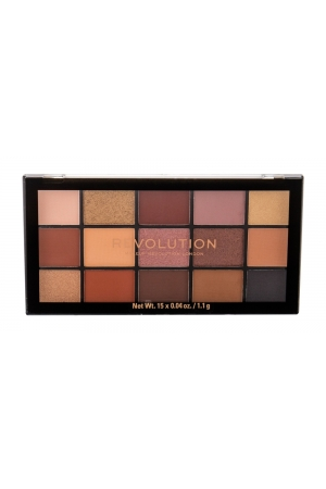 Makeup Revolution London Re-loaded Eye Shadow 16,5gr Velvet Rose