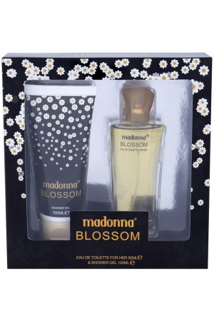 Madonna Nudes 1979 Blossom Eau de Toilette 50ml Combo: Edt 50 Ml + Shower Gel 100 Ml