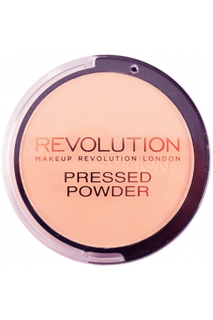 Makeup Revolution London Pressed Powder Powder Porcelain Soft Pink 7,5gr