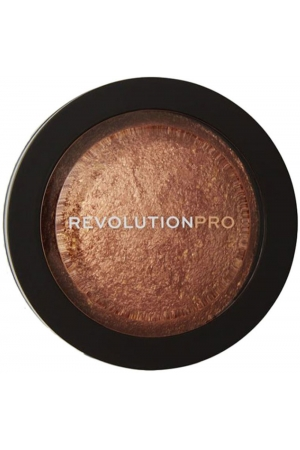 Makeup Revolution London Revolution PRO Skin Finish Brightener Golden Glare 11gr