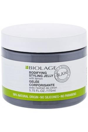 Matrix Biolage R.A.W. Bodifying Styling Jelly Hair Gel 170ml (Light Fixation)