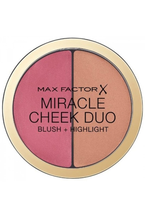 Max Factor Miracle Cheek Duo Blush 30 Dusky Pink & Copper 11gr